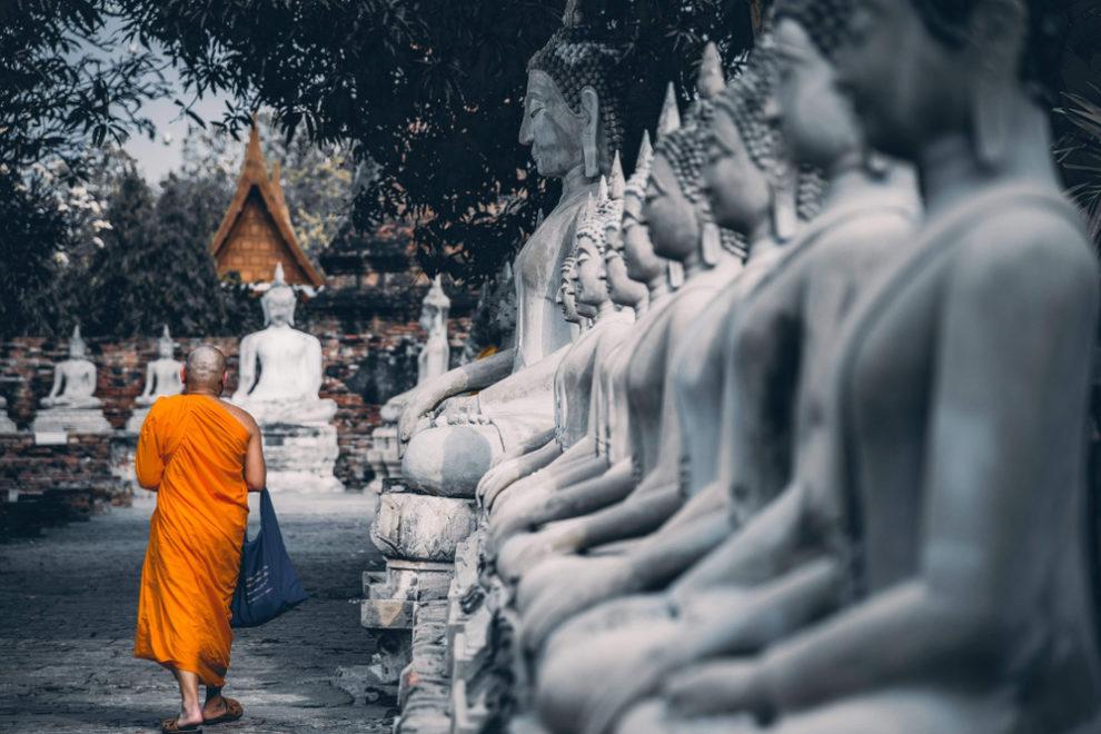 仏教 上座 部 大乗 仏教