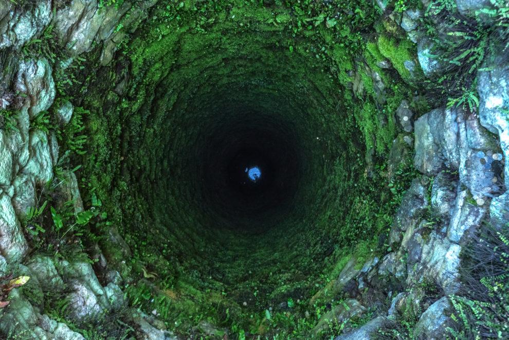 井戸の中の蛙